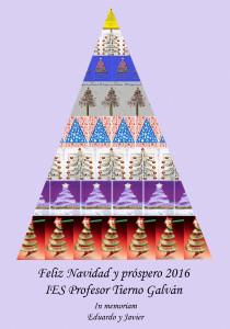 felicitación navidad 2015 v
