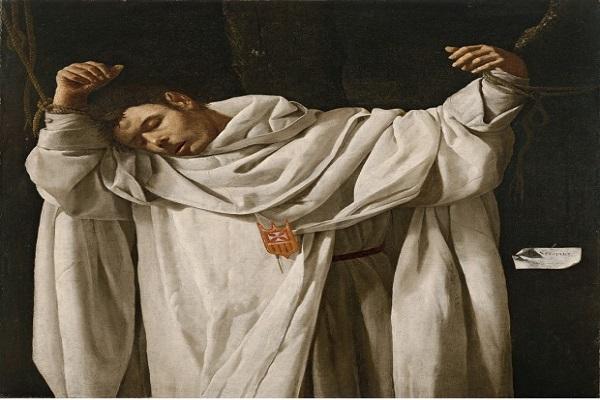 San Serapio - Zurbarán (1628)