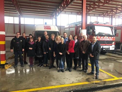 Primer encuentro del programa europeo School Emergency