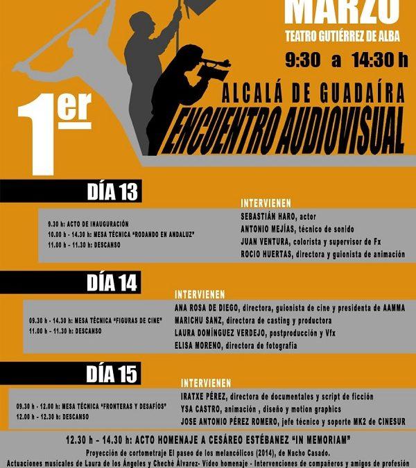 I Encuentro Audiovisual de Alcalá de Guadaíra