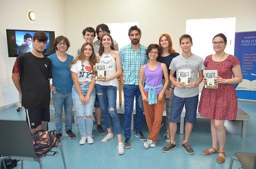Encuentro con el escritor Manel Loureiro