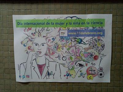 11 Febrero – Día de la Mujer y la Niña en la Ciencia