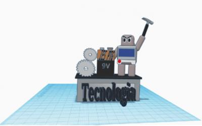 Diseña el logo del Departamento de Tecnología