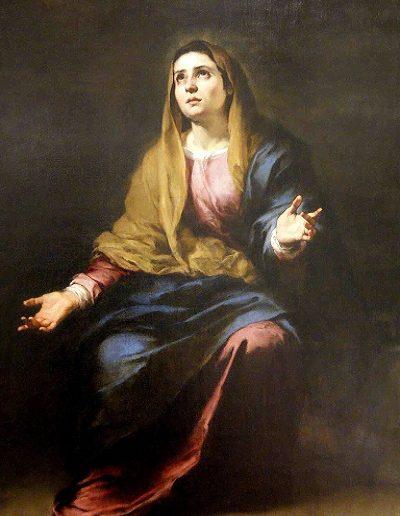 La Dolorosa- Murillo (1660)