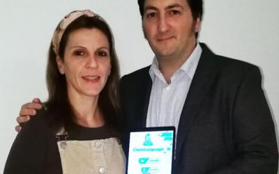 Felicitamos a nuestra compañera Patricia Balbuena Oliva